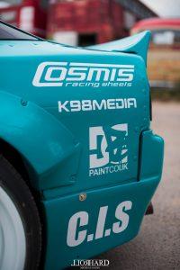 Walton Motorsport S13 Cosmis Wheels